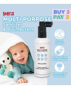 STERIX MULTIPURPOSE SANITIZER