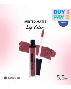 Melted Matte Lip Color Stripped