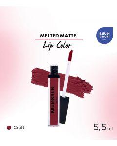 Melted Matte Lip Color Craft