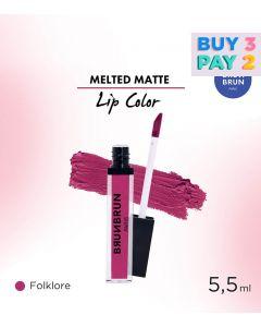 Melted Matte Lip Color Folklore
