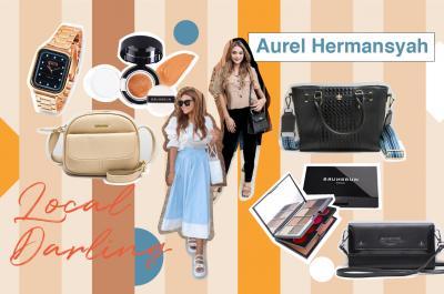 The Trending Queen Aurel Hermansyah