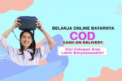 Belanja Online Bayarnya Pake COD