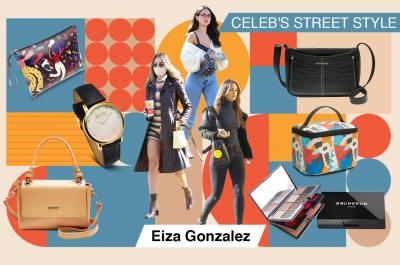 An Extra Sleek Vibe with Eiza Gonzalez