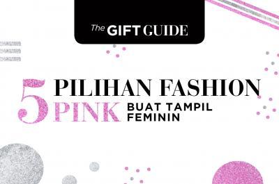 5 Pilihan Fashion Pink untuk Bergaya Feminin