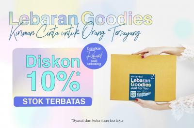 Lebaran Goodies
