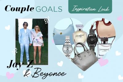 Perfect Couple Style Jay z and Beyonce