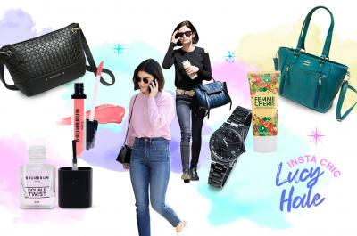 Explore The Budget Babe by Lucy Hale