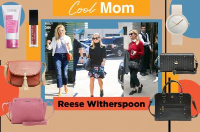 Classic Charm Style by Reese Witherspoon Style