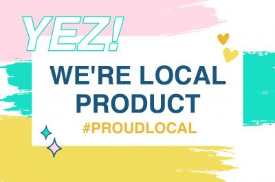 Proud Lokal Product