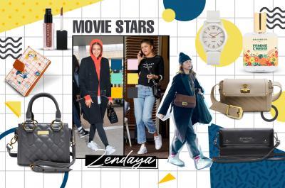 Rising Millenial's Star Zendaya Style