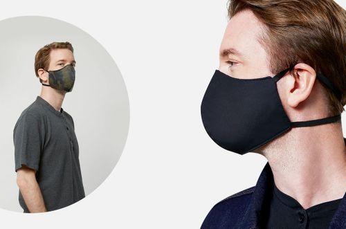 Cara Memakai Masker Kain yang Benar Agar Tidak Tertular Virus Corona